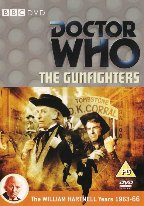 The Gunfighters DVD Cover