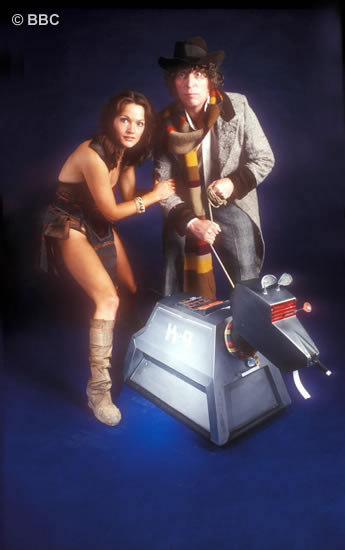 dr_who_tom_baker_louise_jameson_and_k91